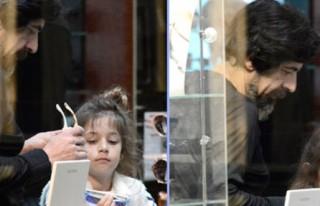 Baba-Kızın Alışveriş Keyfi