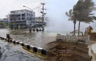 Türkiye Yağışlara Teslim