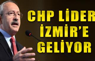 İzmir'e ne zaman geliyor?