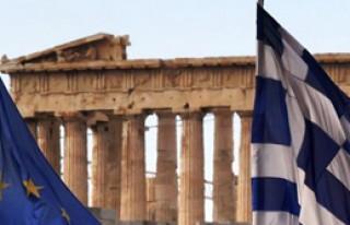Yunanistan'ın 1 Milyar Euro'su Bloke Edildi