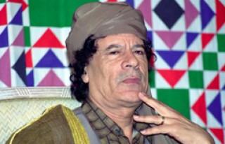 Kaddafi'nin Oteline El Konuldu