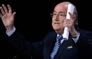 FİFA'da 5. Blatter Dönemi