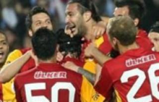 Trabzonspor: 2 - Galatasaray: 4