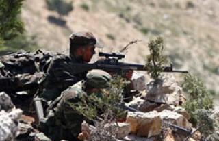 Başkanı Kaçıran PKK'lılarla Çatışma!