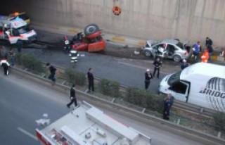 Şanlıurfa'da Kaza