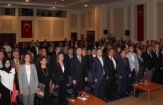AK Parti Narlıdere'de Şehitleri Andı
