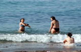 Akçakoca'da Deniz Sezonu Başladı