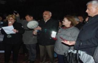 Saldırı Saatinde Ankara Katliamı Kınandı