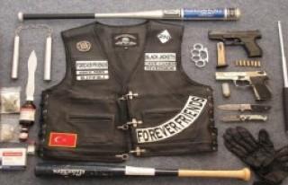 Alman Polisinden Operasyon