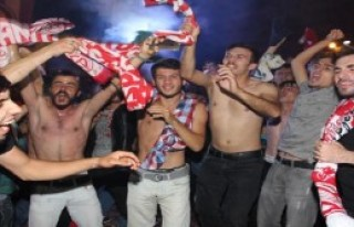 Antalya'da Süper Lig Sevinci