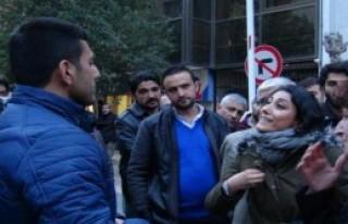 Avukatların Yürüyüşüne Polis Engeli