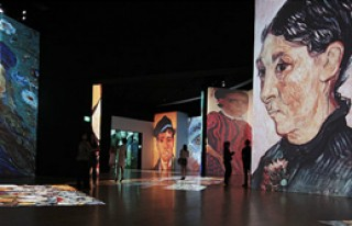 Van Gogh Alive Ankara'da