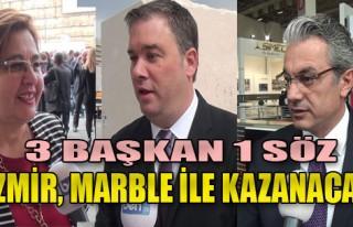 Marble, Başkanları Mutlu Etti