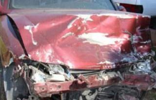 Bergama'da Kaza: 1 Ölü 5 Yaralı