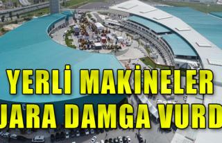 Türk makineciliği göz dolduruyor
