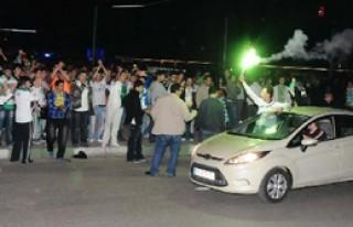 Bursa da Kutladı!