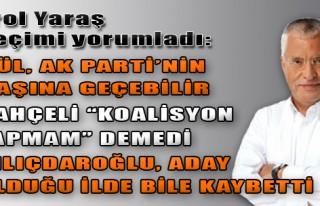 'Abdullah Gül AK Parti'nin Başına Geçebilir'