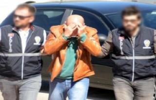 'Binbir Surat' Bodrum'da yakalandı