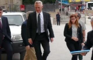 BM Genel Sekreter Yardımcısı Kilis'te