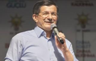 İlk Kez Diyarbakır'da Açıkladı