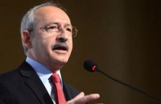 Kılıçdaroğlu'ndan Dokunulmazlık Teklifi