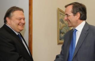 Yunanistan'da Hükümet Umudu