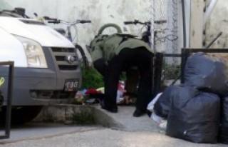 Çanakkale Adliyesi'nde Şüpheli Çanta Tedirginliği