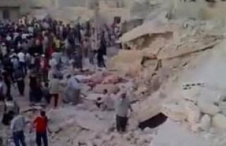 Suriye'de patlama: 70 ölü