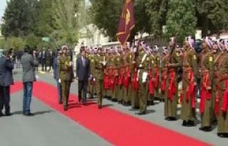 Başbakan Ürdün'de