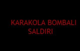 İstanbul'da Karakola Bomba Atıldı