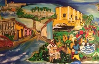 Venüs Sanat'ta Bir Küba'lı