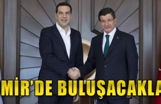 İki Başbakan İzmir'de Buluşacak