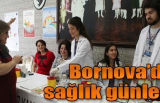 Bornova'da Sağlık Buluşması