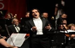 Mersin'de Muhteşem Konser