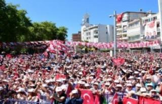 Sinop'tan Polislere Seslendi