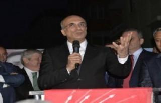 CHP'li Bingöl Hükümeti Eleştirdi
