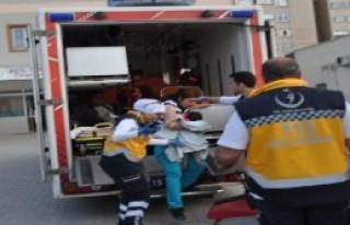 Çorum'da Kaza : 10 Yaralı