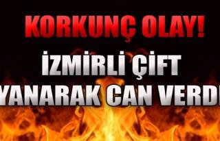 Kıbrıs'ta Talihsiz Yangın
