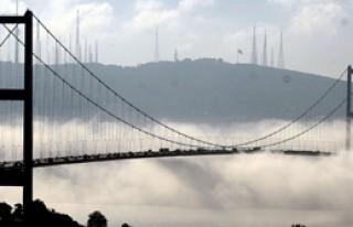 İstanbul Boğazı'nda Sis Engeli
