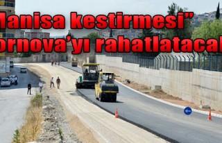 İzmir'e Yeni Bir Yol Daha Geliyor