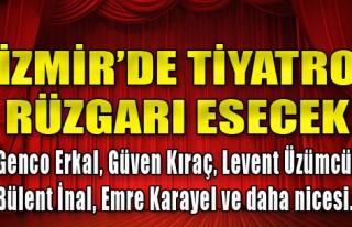 Uluslararası İzmir Tiyatro Günleri Başlıyor