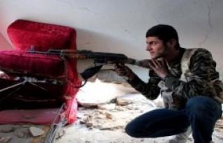 Kobani'yi Görüntülediler