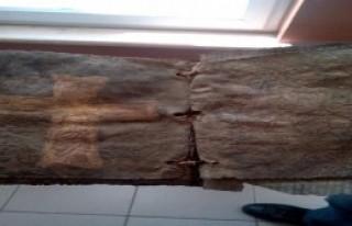 Düzce'de 1500 Yıllık İncil Ele Geçirildi