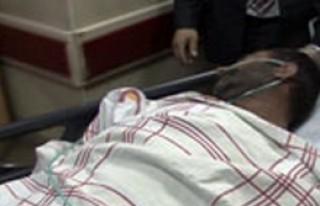 Kum Ocağına Yıldırım Düştü: 2 İşçi Yaralandı