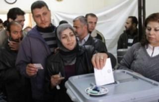 Suriye'de 'Çok Partili' Seçimler