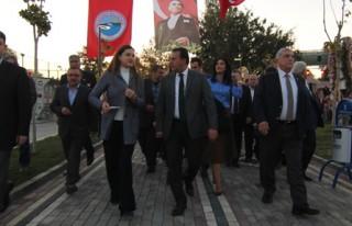 Bulgurca Meydanı Coşkuyla Açıldı