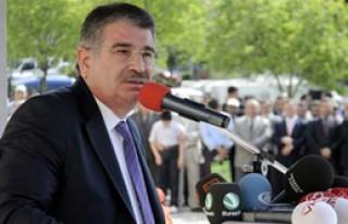 Şahin: Suriye KCK'ya Destek Veriyor