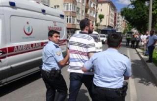 Edirne'de Silahlı Çatışma!