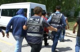 'Torbacı' Operasyonunda 7 Tutuklama