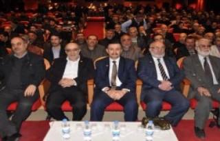 Erbakan İçin Sivas'ta Anma Programı